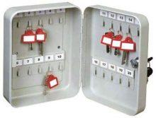 Kulcsszekrény 20 férőhelyes/TS