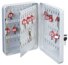Kulcsszekrény 93 férőhelyes
