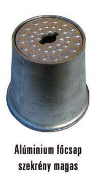 Főcsapszekrény magas alumínium