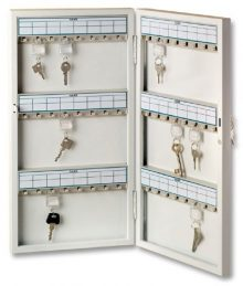 Kulcsszekrény- 48 férőhelyes/BW