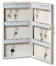 Kulcsszekrény 120 férőhelyes/ Burg