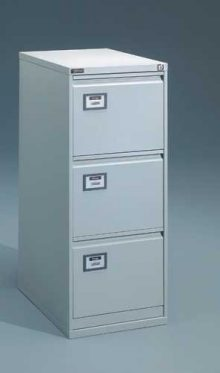 Függőmappa tároló- A/4 méret, 3 fiókos