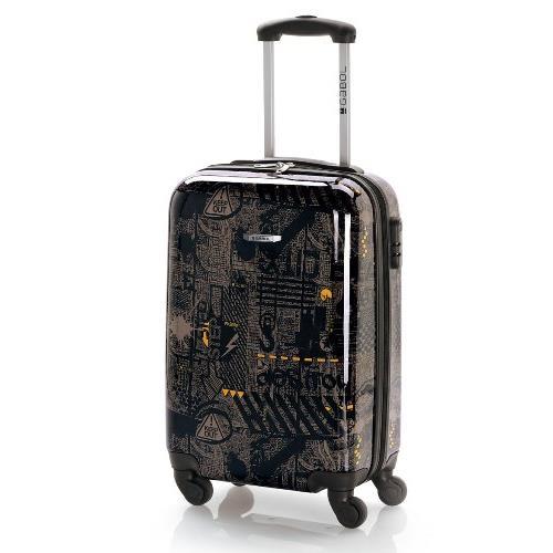 Pénzszállító táska görgős, húzókaros GA218204