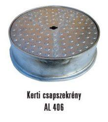 Kerti csapszekrény 406-os alumínium