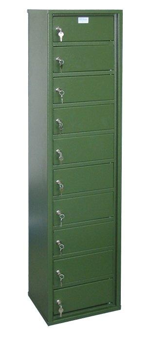 Pisztolytároló szekrény -5