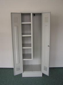 Tisztítószer tároló szekrény