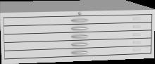 Térkép és tervrajz tároló -A/0