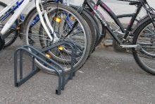 Kerékpártároló - Rába