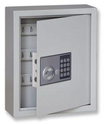 Kulcsszekrény-18 férőhelyes elektronikus