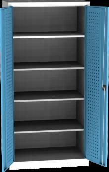 szerszám szekrény kék